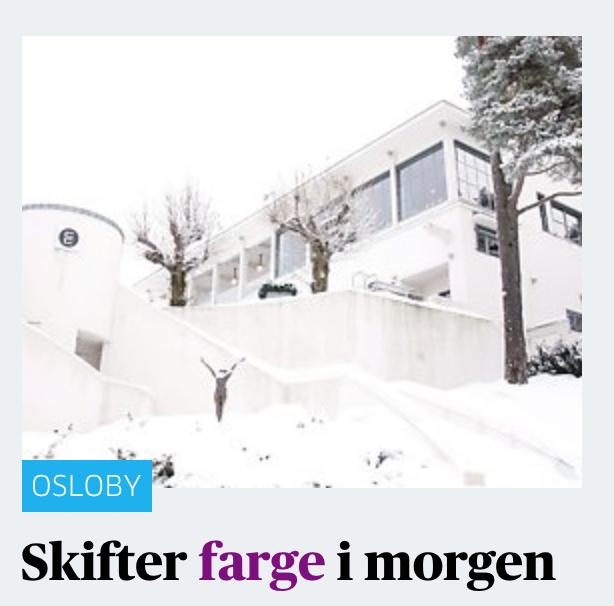 Pancreaskreft Nettverk Norge i Aftenposten